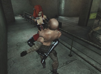 Games I M Embarrassed To Admit I Played Bloodrayne